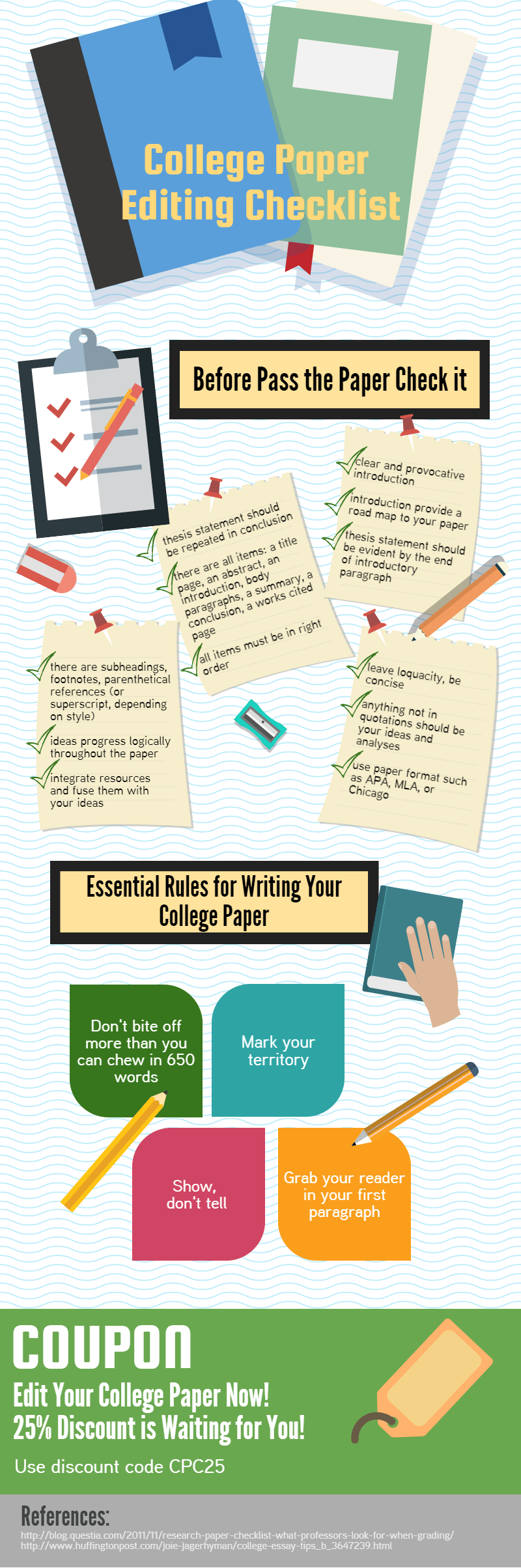 College-Paper-Editing-Checklist