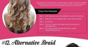 22 Easy Hairstyles
