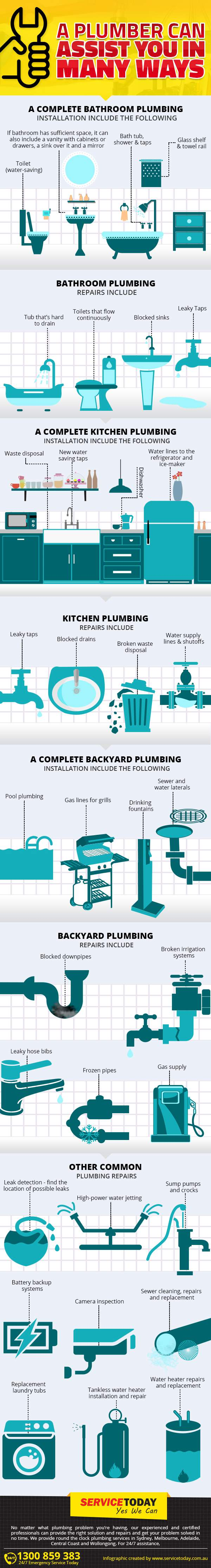 Professional Plumber Can Assist