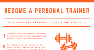 to become a personal trainer