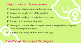Best Baby Jumpers