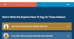 Rhode Island Roads Safer