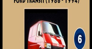 Top Ten Classic Ford Transits
