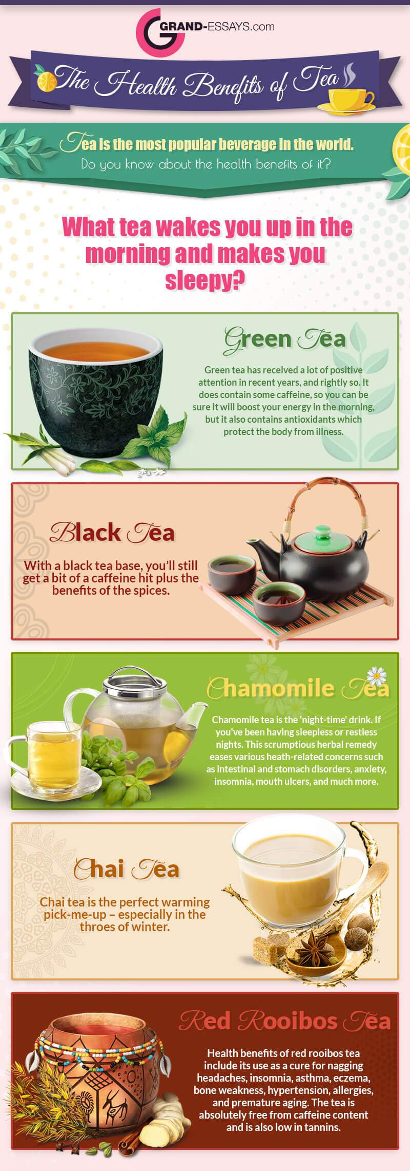Chinese herbal insomnia tea - Effects Of The Tea You Drink Daily