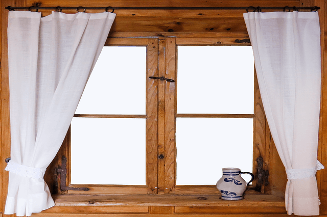 How to maintain wood windows in old houses infographic for Fenetre bay window