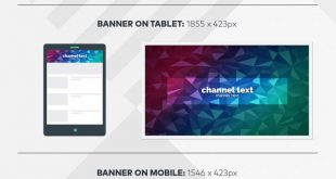 Channel Art Cheat Sheet