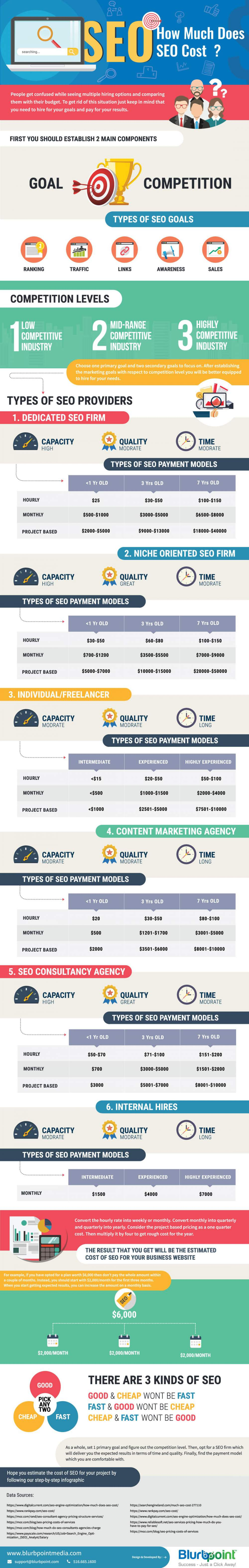 How Much Does SEO Cost