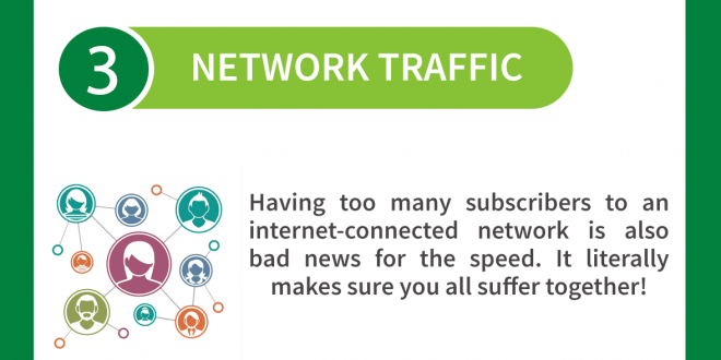5 Most Common Mistakes That Slow Down Your Internet Speed