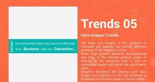 Top 9 Magento Design Trends to Follow