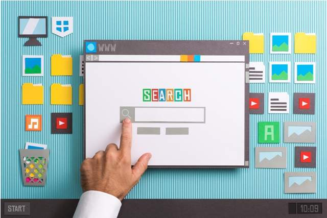search-engine-home-page